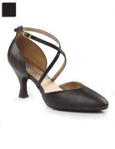Capezio X –Strap Pump BR09 From £45.95 Capezio X –Strap Pump BR09 An elegant leather Ballroom shoe from Capezio, ideal for Latin, Tango or S...