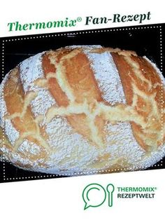 Spelled bread à la Tam ;-) - Spelled bread à la Tam ;-] by A Thermomix ® recipe from the Bread & Buns category www. Spelt Bread, Bread Bun, Bread Recipes, Cake Recipes, Pizza Snacks, Health Dinner, Vegetarian Recipes Easy, Pampered Chef, Fodmap