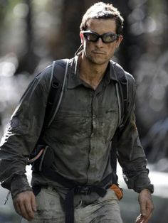 Bear Grylls fired by Discovery Channel - ABC News (Australian ...