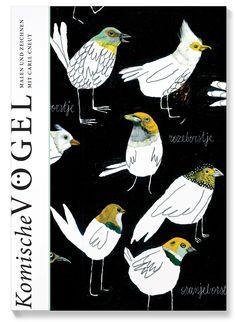 Komische Vögel (ISBN 978-3-95939-021-7)
