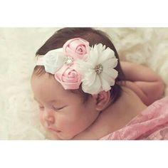 Lazos Cintillos Ganchos Para Bebes Y Niñas - Bs. 2.000,00