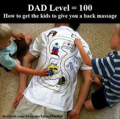 this would totally have been my dad