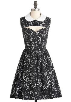 this dress makes me want to quit grad school and become some sort of combination miss frizzle from the magic school bus/maria from the sound of music...and become a music teacher, and teach children music...while wearing this dress.  so cute.