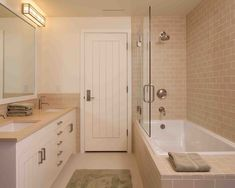 Soaker Tub Shower Combo | Soaker Tub Shower Combo Design, Pictures, Remodel, Decor and Ideas