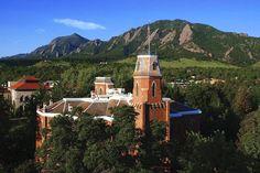 Top 25 Western Colleges 2015:  University of Colorado, Boulder