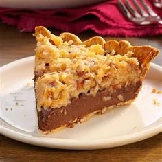Contest-Winning German Chocolate Pie Recipe -Thanksgiving dinner at our house includes an average of 25 guests and a dozen different pies. This one has all the luscious flavor of German chocolate cake. A friend who tried it told me he wanted it to be his birthday pie from now on.—Debbie Clay, Farmington, New Mexico