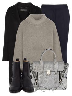 """Без названия #3583"" by alexandragoga ❤ liked on Polyvore featuring STELLA McCARTNEY, rag & bone, Frame Denim, 3.1 Phillip Lim and Acne Studios"