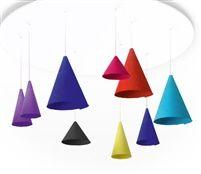 Suspension Pigment Grand Ensemble par Studio Monsieur