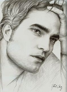 Twilight Star Robert Pattinson by noeling on DeviantArt