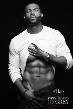 [Eye Candy] Don Benjamin, Robert Christopher Riley, Terrence J And More Star In Lance Gross' Fifty Shades of Grey-inspired Photoshoot Black Man, Hot Black Guys, Fine Black Men, Gorgeous Black Men, Handsome Black Men, Black Boys, Fine Men, Hot Guys, Lance Gross