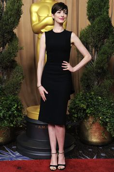 Anne Hathaway - TELVA