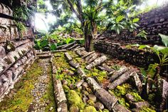 The curious city of Nan Madol