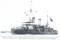 Crucero Acorazado Cardenal Cisneros