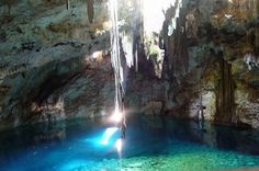 Private Tour: Homun Cenotes Day Trip