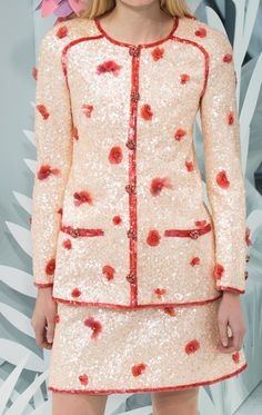 Karl Lagerfeld For Chanel Haute Couture Spring 2015
