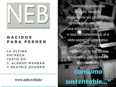 La obsolescencia programada el consumo sustentable....