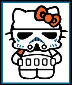 58 Ideas Wall Paper Anime Kawaii Hello Kitty For 2019 Hello Kitty Fotos, Hello Kitty Art, Hello Kitty My Melody, Hello Kitty Pictures, Star Wars Stickers, Star Wars Drawings, Dibujos Cute, Hello Kitty Wallpaper, Anime Kawaii