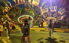 Miraflores: así se vivió el Corso de Wong | Actualidad