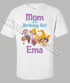 Bubble Guppies Birthday Shirt | Bubble Guppies Mom Shirt | Bubble Guppies Birthday Party Ideas | Bubble Guppies Birthday | Birthday Party Ideas for Girls | Birthday Party Ideas for Boys | Twistin Twirlin Tutu #bubbleguppiesbirthday