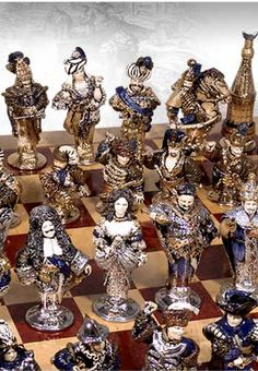 Леонида Головко /Leonid Golovko chess set