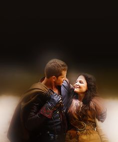 To be honest, Snow White was never my favorite fairy tale, but these two are probably the best couple on Once Upon A Time. Soooo adorable, and so completely awesome.