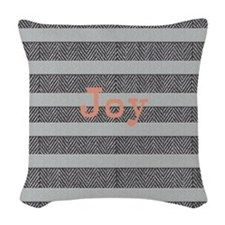 Holiday Season Add Name Quote Woven Throw Pillow Pillow Inserts, Pillow Covers, Grey Pillows, Colorful Pillows, Designer Throw Pillows, Backdrops, Merry Christmas, Quote, Pure Products