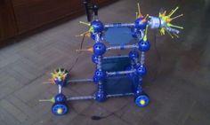 Solar dinamic. Construcciones con movimiento