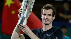Andy Murray beat Roberto Bautista Agut to win the Shanghai Open.