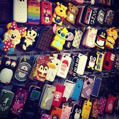 More cute iPhone cases!