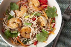 Yum - Shrimp Soba from Macheesmo