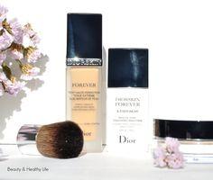 Probando el nuevo ritual Diorskin Forever: lucir una piel perfecta es posible |A beauty and healthy life