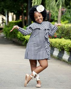 The most popular african clothing styles for women in kente wedding fashio. by laviye The most popular african clothing styles for women in kente wedding fashion dress, kente kaba, Ankara Styles For Kids, African Dresses For Kids, Latest African Fashion Dresses, African Print Dresses, Dresses Kids Girl, African Print Fashion, Girl Outfits, Fashion Outfits, African Attire