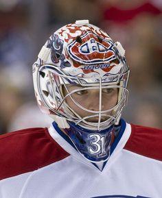Carey Price. Montreal Canadiens goaltender.
