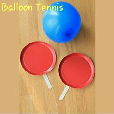 Fun way to play tennis.  Simple and cheap.
