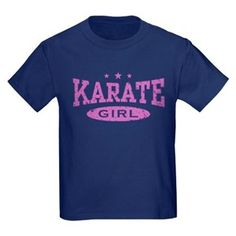 Karate Girl T for
