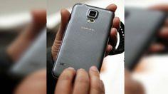 Samsung presentó un renovado Galaxy S5   Mobile World Congress, Samsung, Samsung Galaxy S5 - Infobae