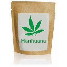 Kapesní Zahrádka - Marihuana / Pocket Garden