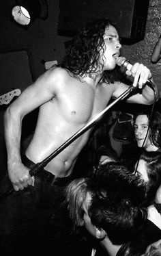 Young Chris Cornell.