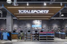 Totalsports store by TDC&Co., Midrand – South Africa » Retail Design Blog