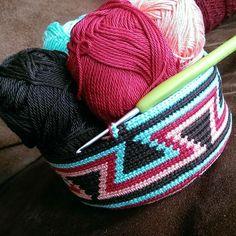 RiannesHaaksels: Wayuu mochila