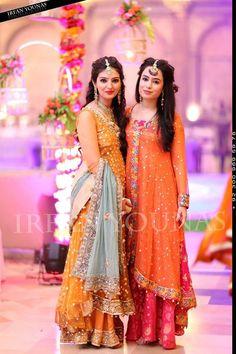 Pro Tips for Mehndi Dress Selection Pakistani Wedding Dresses, Pakistani Bridal, Pakistani Outfits, Indian Dresses, Indian Outfits, Bridal Dresses, Pakistani Mehndi, Weeding Dresses, Bollywood
