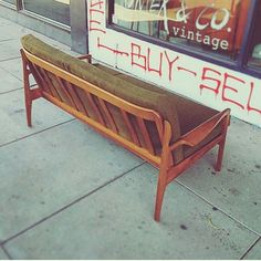 Rare Fler Narvik 1960's loveseat Instore Now, please text or dm for enquiries 0432347419