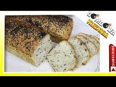 🍞PYSZNY CHLEB BEZ ZAGNIATANIA - BOMBOWA KUCHNIA🍞 - YouTube Kfc, Banana Bread, Youtube, Food, Bread Baking, Essen, Meals, Youtubers, Yemek