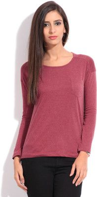 Buy Lee Solid Women's Round Neck T-Shirt Online at Best Offer Prices @ Rs. 899/- In India. Only Genuine Products. 30 Day Replacement Guarantee. Free Delivery. Cash On Delivery!
