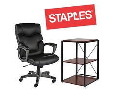 Up to 60% Off Spring Chair Event at Staples $39.99 (staples.com)