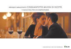 PRESIDENZA DEL CONSIGLIO DEI MINISTRI ad (2007). AD: Barbara Capponi; CW: Filippo Santi. Creative Director: Marco Carnevale/Paola Manfroni.