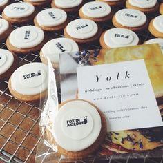 Custom biscuits www.cakesbyyolk.com
