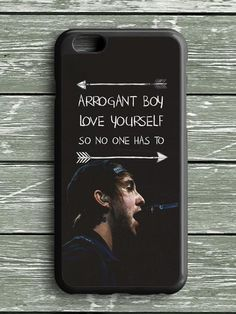 All Time Low Quotes iPhone 6S Plus Case