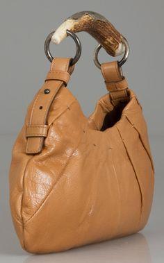 Tom Ford for Yves Saint Laurent Black Noir Mombasa Hand Bag New ...