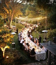 mathew mcconaughey glamping wedding | Matthew McConaughey y Camila Alves, otra inspiradora boda al aire ...